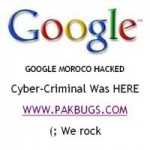 Google Hack'lendi