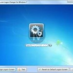 Windows7 Oturum Ekranı Değiştirme