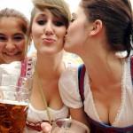 Oktoberfest Güzelleri