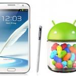 Galaxy Note II için Android 4.3 Güncellemesi Resmen Başladı