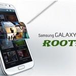 Kitkat Yüklü Galaxy Note 2 Root Yapma