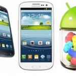 Samsung Galaxy SIII 4.1.2 Türkiye Güncellemesi