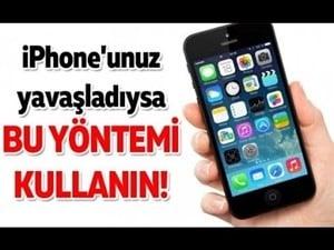iphone-hizlandirma-yontemi-nasil-yapilir