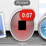 iScream MacOS Ses Kaydetme
