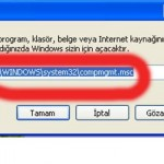 XP Çalışırken Disk bölümleme Nasıl yapılır?