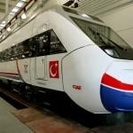 Yüksek Hızlı Tren İstanbul'da